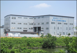 宇部西工場